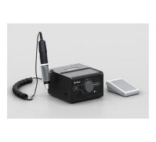 Аппарат для маникюра Strong 211/H400RU Black Edition (с педалью в коробке)