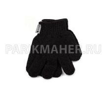 Мочалка-перчатка Hairway черная 2 шт/уп.