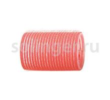 Бигуди-лип.(10) Sibel 43мм красный 6 шт/уп