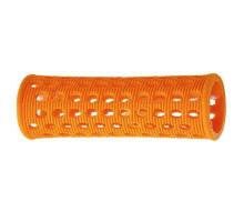Бигуди Sibel пласт. 23 мм оранж. 10 шт/уп