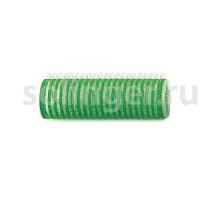 Бигуди-лип.(10) Sibel 21мм зелен. 12 шт/уп