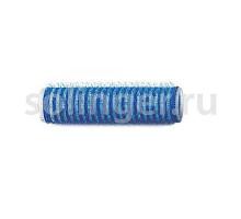 Бигуди-лип.(10) Sibel 15 мм синие 12 шт/уп