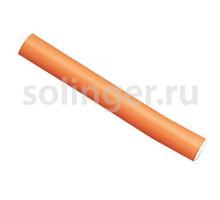 Бигуди-папил.(10) Sibel 18см оран.17 мм (41176)