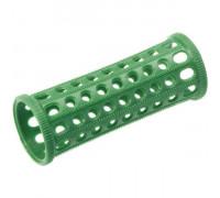 Бигуди 25 мм пластиковые зеленые