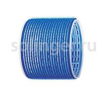 Бигуди-лип.(10) Sibel 80мм синие 3 шт/уп