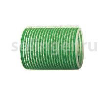 Бигуди-лип.(10) Sibel 48мм зелен. 6 шт/уп