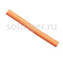 Бигуди-папил.)(10) Sibel 25см оран.17 мм (41171)