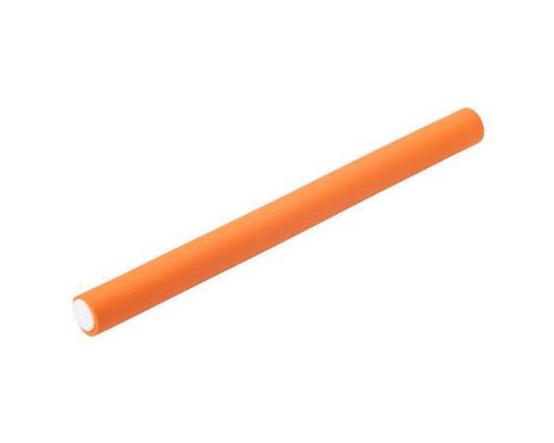 Бигуди-бумеранги 16х210мм оранжевые