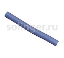 Бигуди-папил.(10) Sibel 18см син.15 мм (41177)