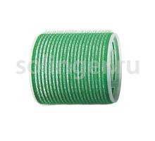 Бигуди-лип.(10) Sibel 61мм зелен. 6 шт/уп