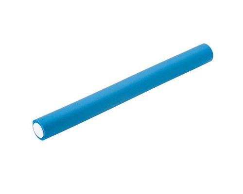 Бигуди-бумеранги 24х240мм голубые