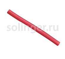 Бигуди-папил.)(10) Sibel 25см крас.13 мм (41173)