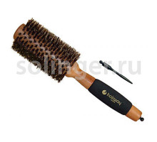 Брашинг Hairway Gold Wood 28 мм дер.нат.щет.