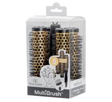 Набор брашингов MultiBrush 26 мм 4 шт со съемной ручкой в комплекте