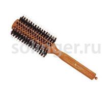 Брашинг Hairway Style 28 мм дер.щет.шт.бел.