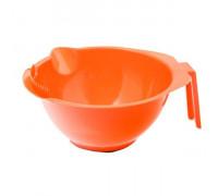 Миска для окрашивания 310мл, оранж