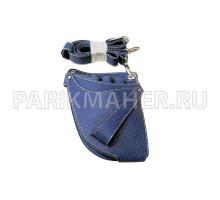 Чехол-кобура Hairway для ножниц синий