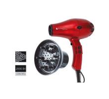 Фен Hairway Phoenix Ionic Compact красный 1800-2000W