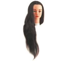 Тренировочный макет JENNY с натуральными волосами 40/45 см
