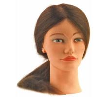 Тренировочный макет FASHION с натуральными волосами