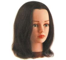 Тренировочный макет BETTY с натуральными волосами 30/35 см