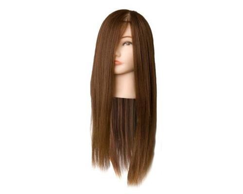Манекен учебный (длина волос 50см)