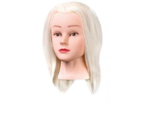 Голова учебная блондин 25 см