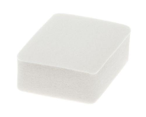 Квадратная латексная губка 45 мм для нанесения макияжа