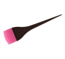 Кисть для окрашиваня The Sprush розовая закруглённая