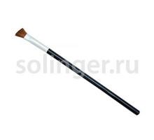 Кисть Eurostil макияжная для теней скошен.01821