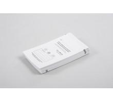 Пакеты для паровой и воздушной стерилизации, 115х200 мм
