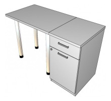 EcoOne Маникюрный стол