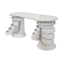 Маникюрный стол Grande white