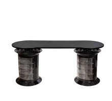 Маникюрный стол Grande black plus