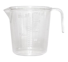 Мерный стаканчик на 200 мл с ручкой