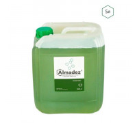 Алмадез дезинфицирующее средство с моющим эффектом, концентрат 5 л