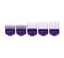 Комплект универсальных насадок для машинок для стрижки волос на магнитах (5 шт)