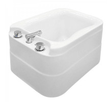 ZD-SPA1 ванна педикюрная белая