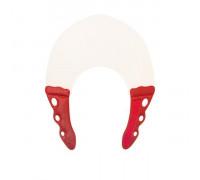Воротник для стрижки и окрашивания 0.3мм, YS-NF03-Nat/RED