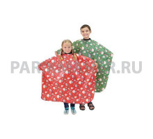 Пеньюар Hairway Children детский красный 95х120см.