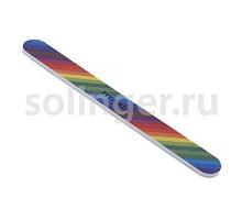 Пилка Titania для ногт.цветная 1028