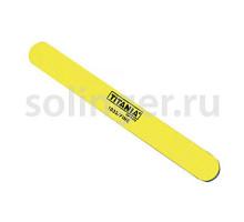 Пилка Titania для ногт.желтая 1035
