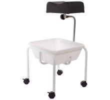Подставка педикюрная под ногу и ванну VAL 2590 (высокая)