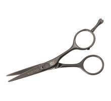 "Ножницы для стрижки Black-Smith Re-tro Titanium Black 4.5"""