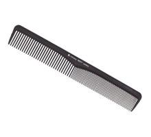 Расческа Hairway Carbon комбин.180мм