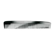 Расческа Titania мужская 175 мм, серо-черная (
