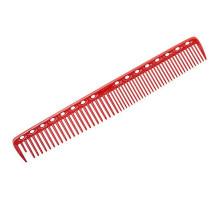 Расческа для стрижки многофункциональная 190мм красная