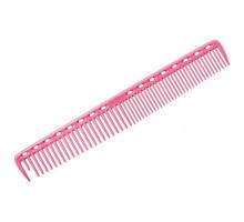 Расческа для стрижки многофункциональная 190мм розовая