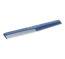 Расческа комбинированная с легким скосом синяя