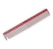 Расческа для стрижки многофункциональная 185мм красная